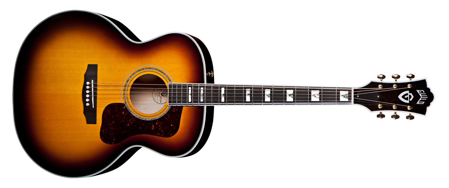 Dating guild acoustic guitars